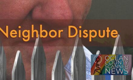 Lacey: Neighbor Dispute