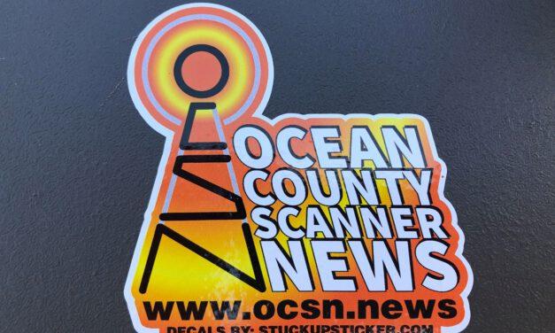 OCSN Sticker Giveaway Saturday!