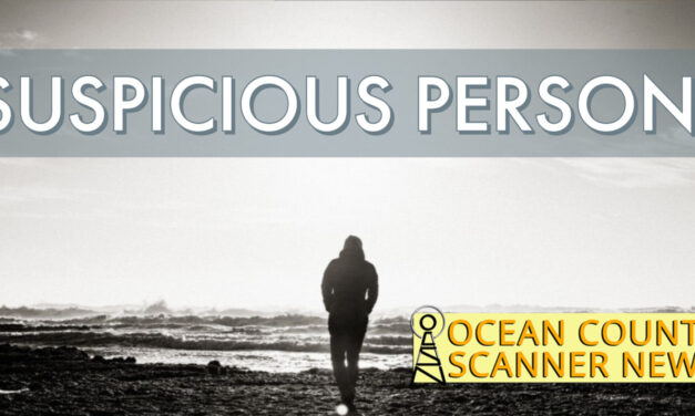ISLAND HEIGHTS: Suspicious Person