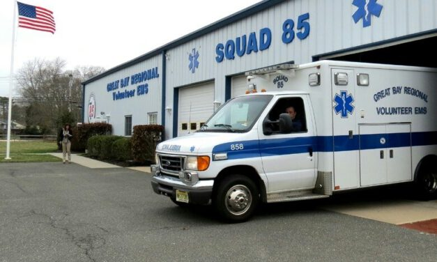 BASS RIVER: Great Bay EMS Strikes Back