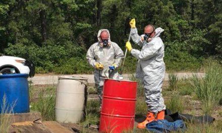 LAKEWOOD: Hazardous Condition