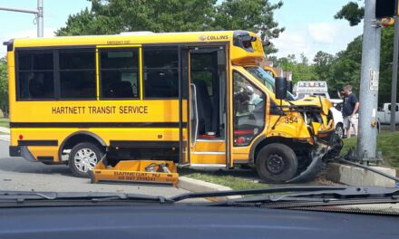WHITING: Bus Crash Updates