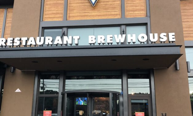 TR: OC Mall- BJ's Brewhouse: Soft Opening & Review