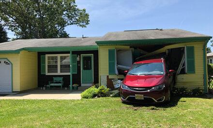 WHITING: Minivan vs House == Driver Error?