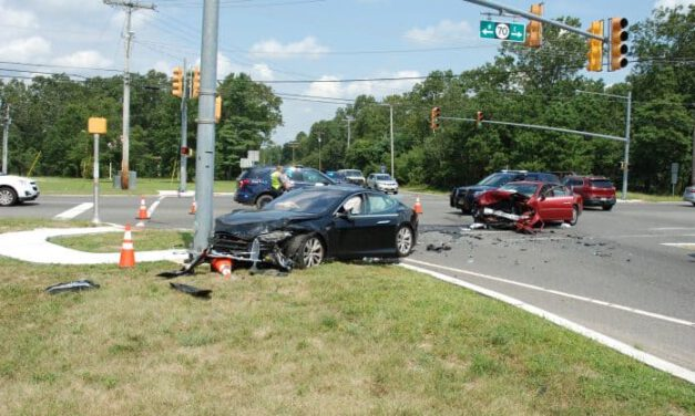 MANCHESTER: Head-On Crash With Injuries At Dangerous Intersection