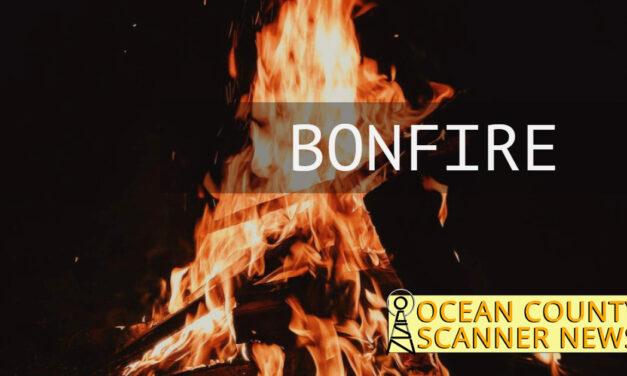 Toms River: Bonfire