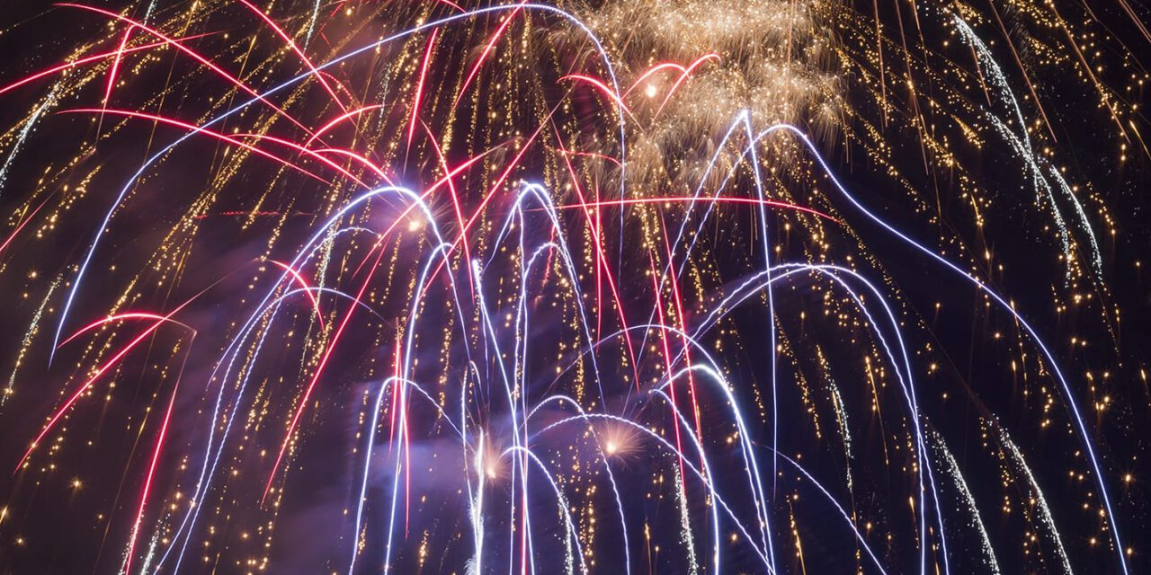 SSH: Fireworks