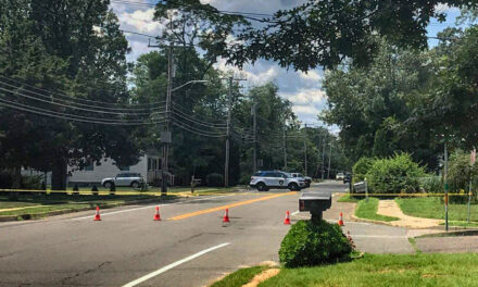 TOMS RIVER: Wires Down