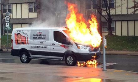 LBI: Vehicle Fire