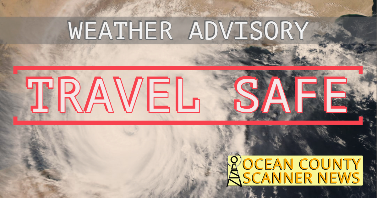 OCEAN COUNTY: Severe THUNDERSTORM WARNING
