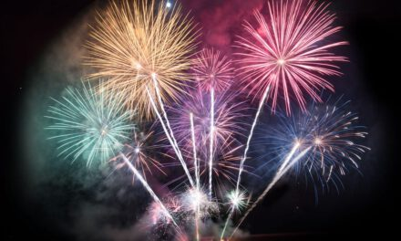 LACEY: Even More Fireworks