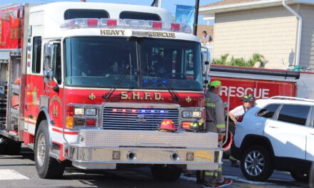 TOMS RIVER: Possible Water Rescue
