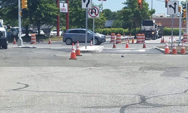 TR: Target/Hooper Commons Plaza Roadway Open