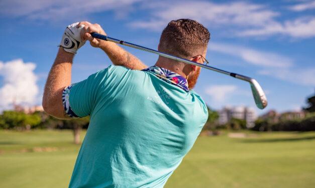 JACKSON: Golf Ball Accident