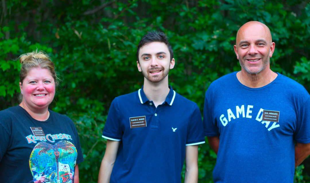 Sonia Maria, Sal Armato and Gavin Rozzi – Positive Momentum for Lacey.