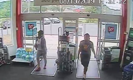 LEH: Losers Steal $1,000 Worth of Merchandise from Walgreens- HELP IDENTIFY
