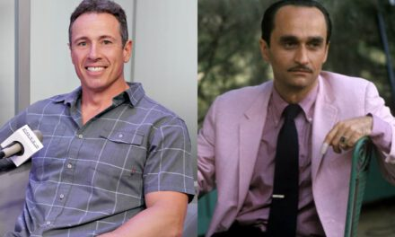 Fredo: Chris Cuomo CNN Anchor goes on tyrade against man who called him Fredo