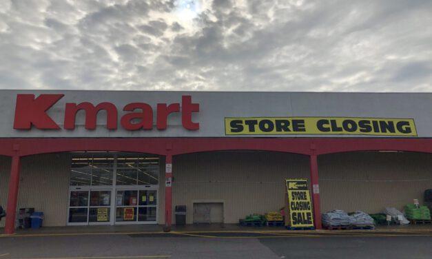 WALL: Kmart to Finally Close