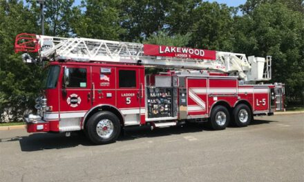 Lakewood: Odor Of Natural Gas