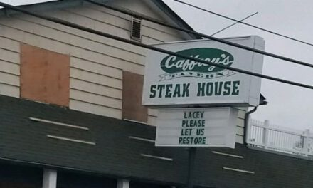 LACEY: One Year Later: Caffrey's Anticipates Open Date