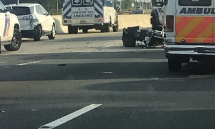 GSP: Serious Motorcycle MVA from Yesterday- Update