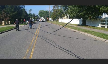 TR: Wires Down