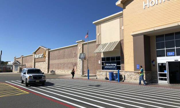 Lacey : Walmart register issues