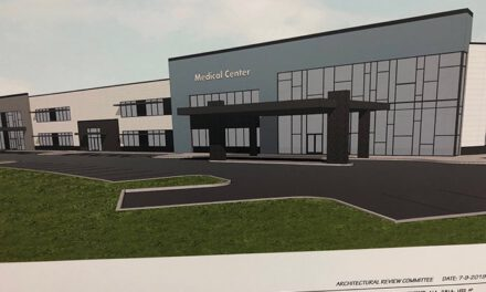 BRICK: Could New Medical Building Be A VA Clinic?