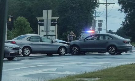 Whiting : Motor Vehicle Accident