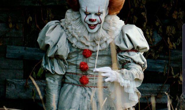 Garden State Parkway: Suspicious Clown