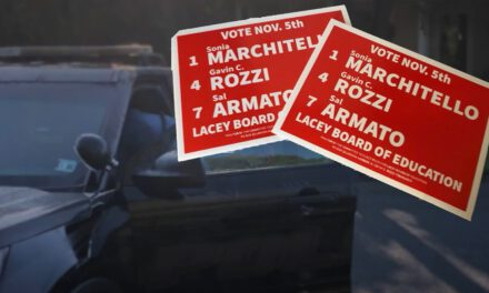 LACEY: BOE Campaign Signage Found in Opposition's Garage