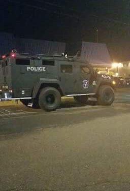 LAKEWOOD: Heavy Police Activity @ Hotel