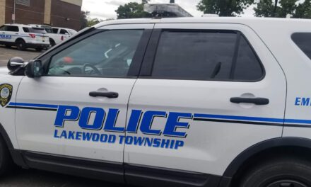 LAKEWOOD: Severely Intoxicated Party at Municipal Lot