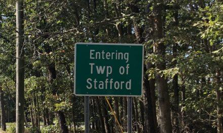 STAFFORD: Drugs, Guns & DWI