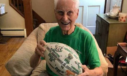 Viewing for Brick Legend Warren H. Wolf will be on Friday at Brick Township High School