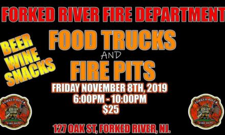 Forked River: Food Trucks & Fire Pits