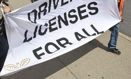 Driver's Licenses for Illegals- Legislation off to Murphy's Desk to Sign