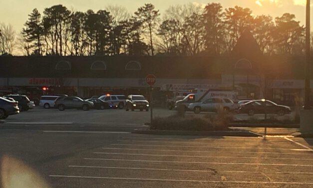 Jackson : Fire department activity