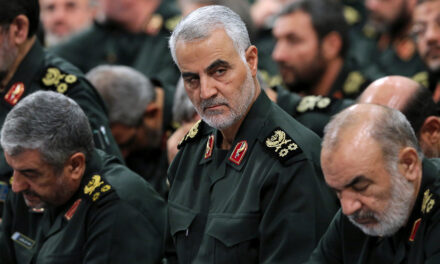 President Trump orders strike killing Iranian General who planned attacks on US Diplomats and Servicemen