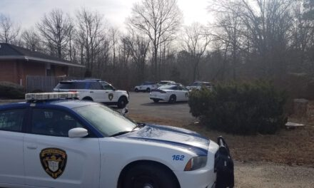 TOMS RIVER: Transient Male found Dead in Woods Behind Shopping Center