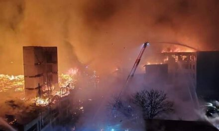 BOUNDBROOK  FIRE UPDATE : RESIDENT CHARGED
