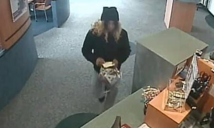 TOMS RIVER: Updated Photos of the Wig & Makeup-Wearing Hispanic Bank Rober