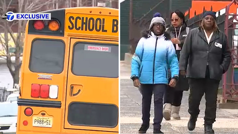 """""""Handle These Kids Yourself"""" Says Bus Driver who Abandons Bus Of Kids"""