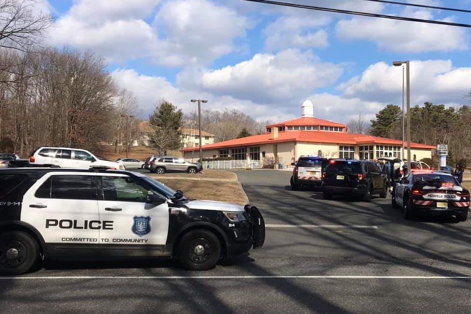 Howell: Gun Waved During Felony Stop