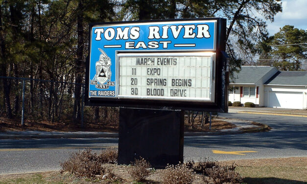 TOMS RIVER: Seizures
