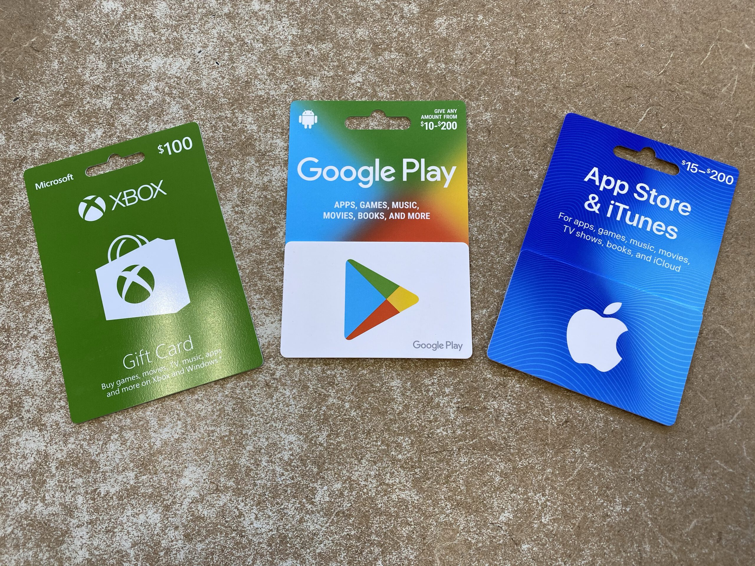 Gift Card Scams Continue to Target Victims
