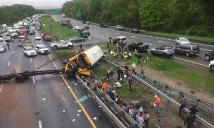 2018 Bus Crash Driver Sentenced