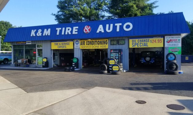 TOMS RIVER: My Experience with K&M Tire (OPINION – Not Sponsored)