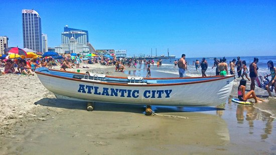 ATLANTIC CITY: 95 Deadbeats Arrested for Looting Back in May