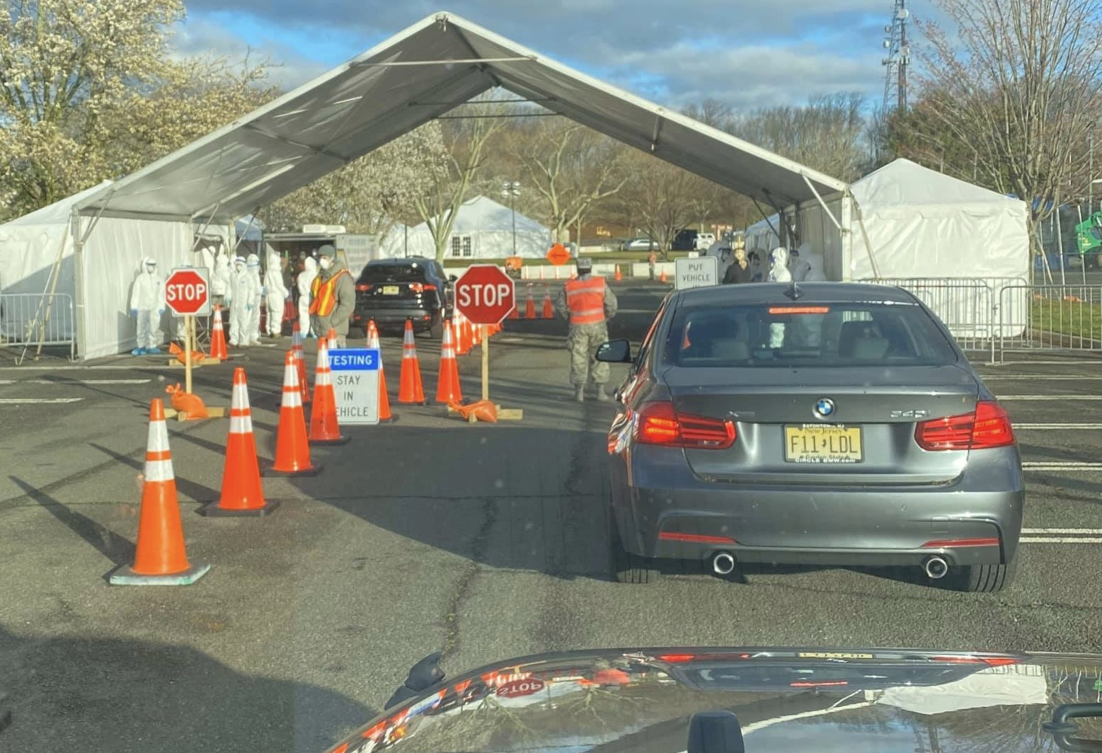PNC Testing Center Closed Already